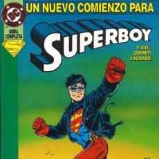 Cómics: SUPERBOY (TOMOS) - ZINCO / COLECCIÓN COMPLETA. Lote 171213022