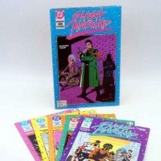 Comics: SLASH MARAUD 1 A 6. MINISERIE COMPLETA (DOUG MOENCH / PAUL GULACY) ZINCO, 1990. OFRT. Lote 195685320