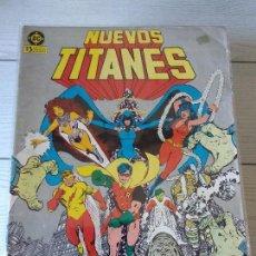 Cómics: (DIFICIL)ZINCO NUEVOS TITANES Nº 1,BUEN ESTADO(VF),DESCATALOGADO, PRIMERA EDICIÓN 1984. Lote 171261154