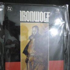 Cómics: IRONWOLF. LAS LLAMAS DE LA REVOLUCIÓN. ZINCO.. Lote 171463972