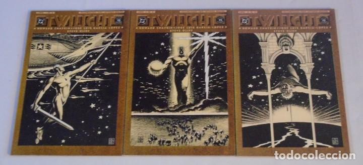 TWILIGHT (CREPÚSCULO) - ZINCO / COLECCIÓN COMPLETA (Tebeos y Comics - Zinco - Prestiges y Tomos)
