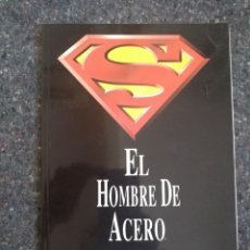 Cómics: EL HOMBRE DE ACERO - JOHN BYRNE & DICK GIORDANO - PRÓLOGO DE RAY BRADBURY - MUY BUEN ESTADO D4. Lote 171610830