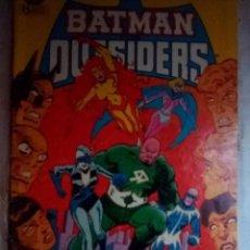 Cómics: BATMAN Y LOS OUTSIDERS- Nº 7 -MIKE W. BARR-STEVE LIGHTLE-1986- BUENO- MUY DIFÍCIL- LEAN- 1592. Lote 171631352