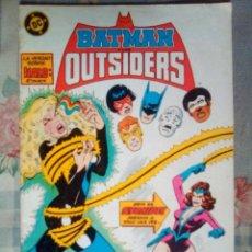 Cómics: BATMAN Y LOS OUTSIDERS- Nº 15 -MIKE W. BARR-TREVOR VON EEDEN-1987- BUENO- MUY DIFÍCIL- LEAN- 1594. Lote 171632875