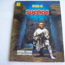 Cómics: DEN 4-SUEÑOS-RICHARD CORBEN-EDICIONES ZINCO. Lote 171642534