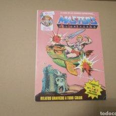 Cómics: RETAPADO 2 MASTERS DEL UNIVERSO. EDITORIAL ZINCO. CONTIENE NUMEROS DEL 5 AL 8.. Lote 171715108
