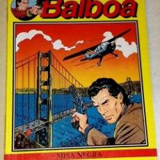 Cómics: BALBOA, MISA NEGRA - EDICIONES ZINCO, Nº3. Lote 171742375