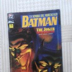 Cómics: LA SOMBRA DEL MURCIELAGO. BATMAN. THE JOKER EL REY DE LA COMEDIA, DE KITSON, GRANT Y STOKES. Lote 171763715