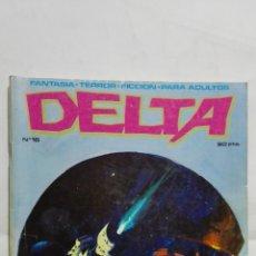 Cómics: DELTA - FANTASIA-TERROR-FICCION, Nº 15, AÑO 1980. Lote 171804754