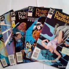 Cómics: LOTE DE 5 COMICS DRAONES Y MAZMORRAS Nº 3-4-5-6-9. Lote 171834552