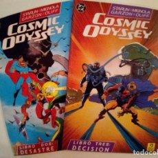 Cómics: COSMIC ODYSSEY Nº 2 Y 3. Lote 171841042