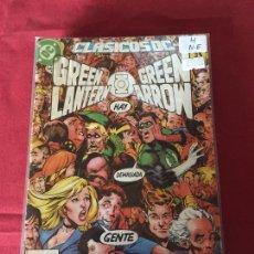 Comics: ZINCO DC - CLASICOS DC NUMERO 4 NORMAL ESTADO. Lote 171967219