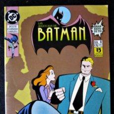 Cómics: LAS AVENTURAS DE BATMAN Nº 8 - ZINCO 1993 ''BUEN ESTADO''. Lote 172183277