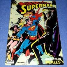 Cómics: SUPERMAN Nº 35 EDICIONES ZINCO DC COMICS ORIGINAL DESDE 1 EURO VER FOTO Y DESCRIPCION. Lote 172211630