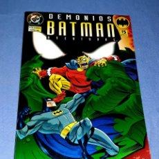 Cómics: VOLUMEN ESPECIAL DEMONIOS BATMAN EDICIONES ZINCO DC COMICS ORIGINAL VER FOTO Y DESCRIPCION. Lote 172235387