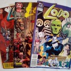 Cómics: LOTE DE 3 COMICS LOBO VER FOTOS. Lote 172320167