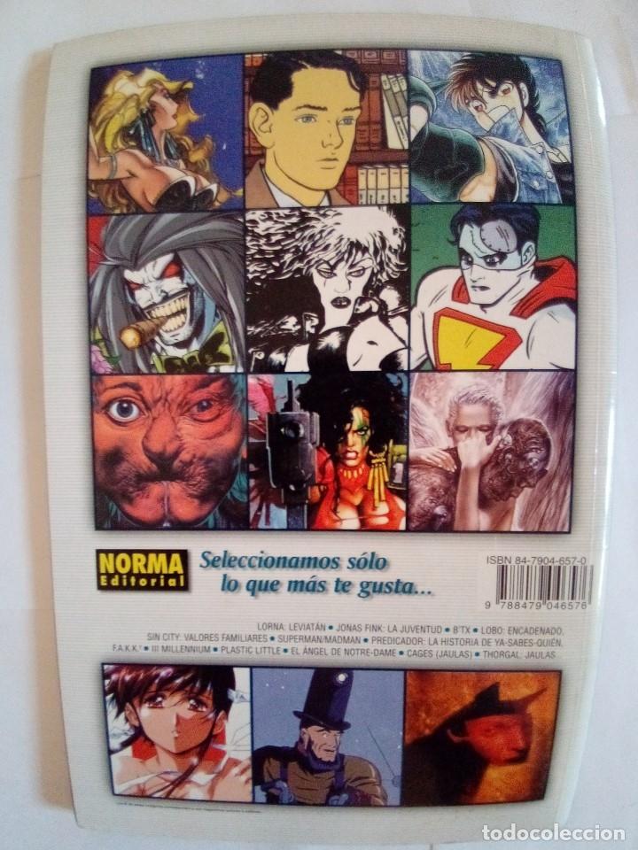 Cómics: LOTE DE 3 COMICS LOBO VER FOTOS - Foto 7 - 172320167