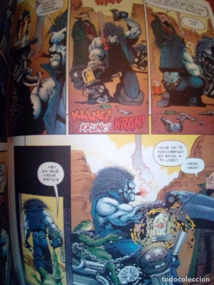 Cómics: LOTE DE 3 COMICS LOBO VER FOTOS - Foto 13 - 172320167