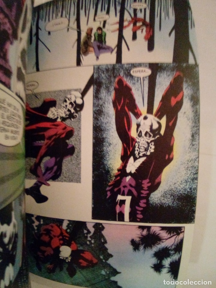 Cómics: LOTE DE 3 COMICS LOBO Y DEADMAN VER FOTOS - Foto 9 - 172320429