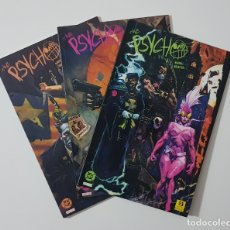 Cómics: DC COMICS - THE PSYCHO OBRA COMPLETA DE JAMES D. HUDNALL Y DANIEL BRERETON EDICIONES ZINCO 1992. Lote 172426334