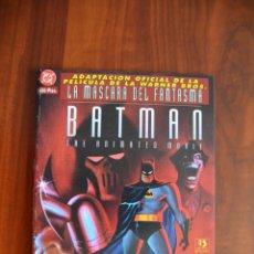 Cómics: BATMAN: LA MÁSCARA DEL FANTASMA. Lote 172436133