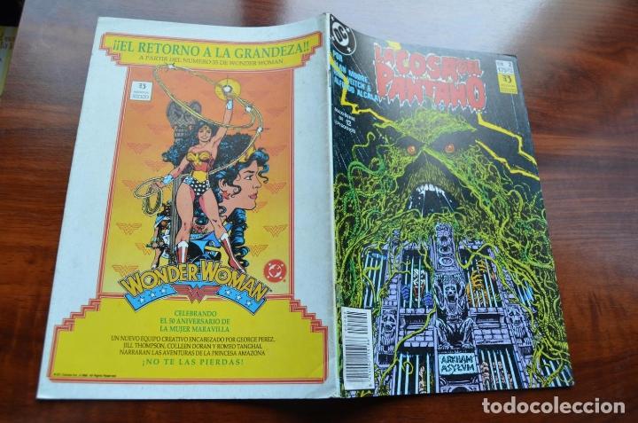 Cómics: Cosa del Pantano (maxiserie) 2 - Foto 2 - 172439095