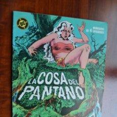 Cómics: COSA DEL PANTANO (MINISERIE) 3. Lote 172439100
