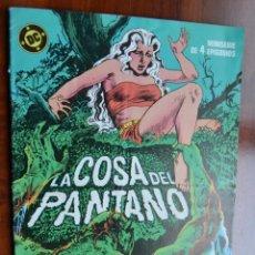 Cómics: COSA DEL PANTANO (MINISERIE) 3. Lote 172439105
