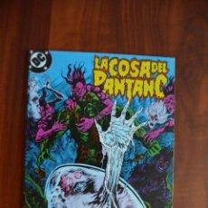 Cómics: COSA DEL PANTANO (AMERICAN GOTHIC) 4. Lote 172439135