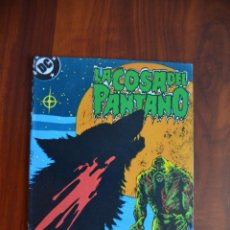 Comics: COSA DEL PANTANO (AMERICAN GOTHIC) 5. Lote 172439220