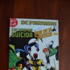 Cómics: DC PREMIERE 3. Lote 172440120
