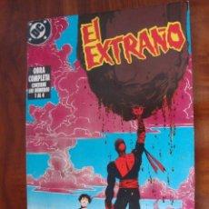 Cómics: EL EXTRAÑO 1-4. Lote 172440824