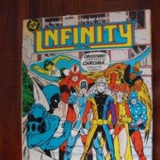 Cómics: INFINITY INC 7-11. Lote 172442732