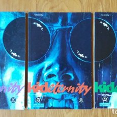 Cómics: KID ETERNITY 1 AL 3. Lote 172443350