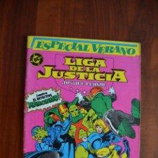 Cómics: LIGA JUSTICIA DE AMÉRICA ESPECIAL VERANO 1. Lote 172443869