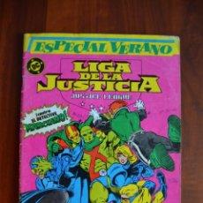 Cómics: LIGA JUSTICIA DE AMÉRICA ESPECIAL VERANO 1. Lote 172443874