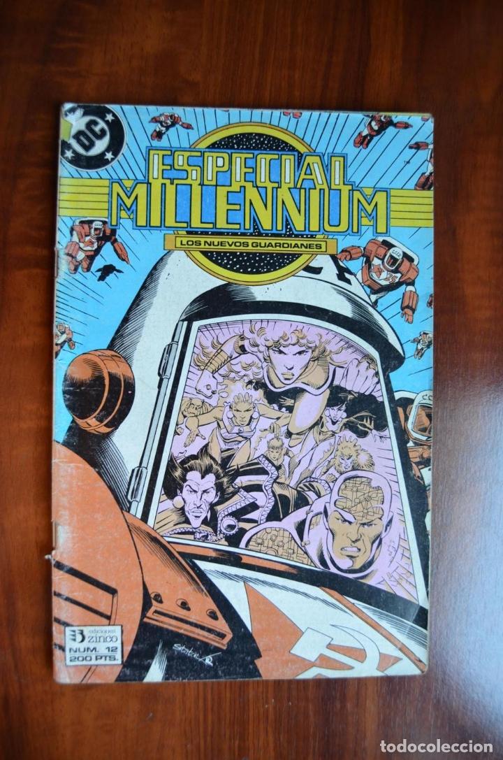 MILLENIUM ESPECIAL 12 (Tebeos y Comics - Zinco - Millenium)