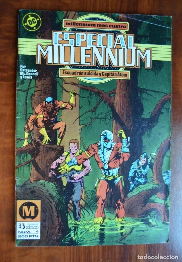 MILLENIUM ESPECIAL 4 (Tebeos y Comics - Zinco - Millenium)