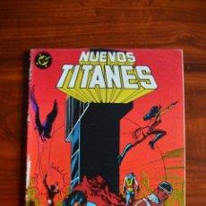 Cómics: NUEVOS TITANES (VOL 1) 50. Lote 172445434