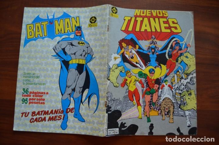 Cómics: Nuevos Titanes (vol 1) 1 - Foto 2 - 172445444
