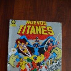 Cómics: NUEVOS TITANES (VOL 1) 1. Lote 172445444