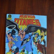 Cómics: NUEVOS TITANES (VOL 1) 4. Lote 172445484