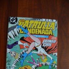 Cómics: PATRULLA CONDENADA 13. Lote 172445840