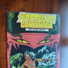 Cómics: PATRULLA CONDENADA 2. Lote 172445855