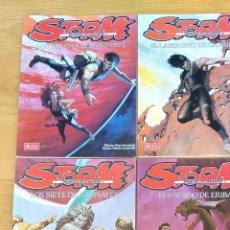 Cómics: STORM 1 AL 4. Lote 172448687