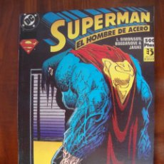 Cómics: SUPERMAN, EL HOMBRE DE ACERO 12-14. Lote 172449232