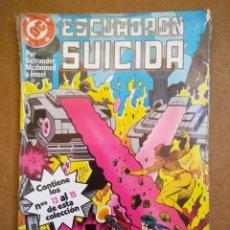 Cómics: RETAPADO ESCUADRÓN SUICIDA (EDICIONES ZINCO). NÚMEROS 13-14-15. PRECINTADO.. Lote 172605680