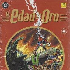 Cómics: LA EDAD DE ORO. 4 TOMOS - COMPLETA - ED. ZINCO. Lote 206853668