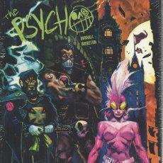 Cómics: THE PSYCHO - 3 TOMOS - COMPLETA - NUEVOS. Lote 217304935
