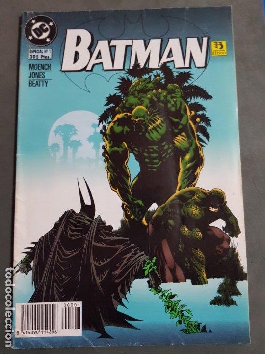 BATMAN ESPECIAL Nº 1 EDICIONES ZINCO ESTADO NORMAL MIRE MAS ARTICULOS (Tebeos y Comics - Zinco - Batman)